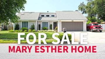 NEW LISTING! Mary Esther Home For Sale – 234 Seville Circle