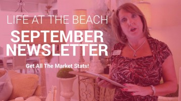 Life At The Beach September Newsletter Now Available