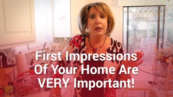 Why First Impressions Of Your Home Are VERY Important When Selling!