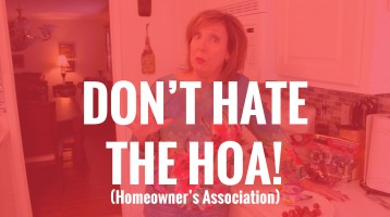 Why A Homeowners Association Should NOT Stop You From Buying A Home