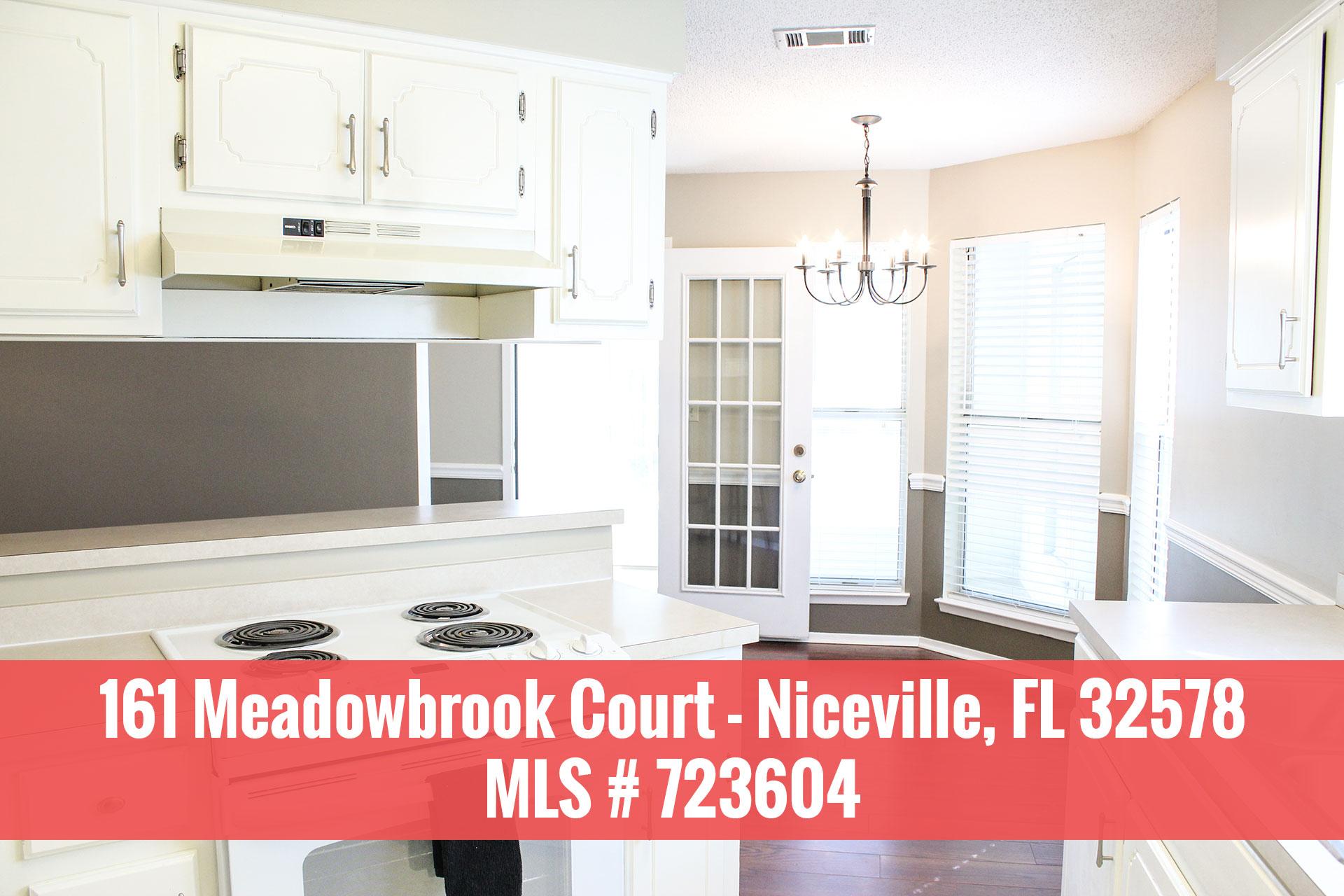 Blue Pine Village Niceville FL Home For Sale