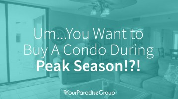 Tips On Buying A Condo During Peak Season In Destin, FL
