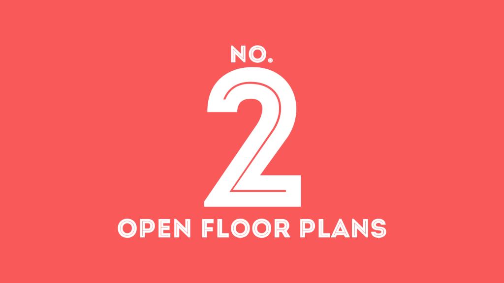 Open Floor Plan Trends