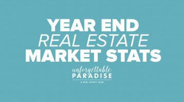 The 2015 Year End Market Statistics Are Now Available For The Emerald Coast